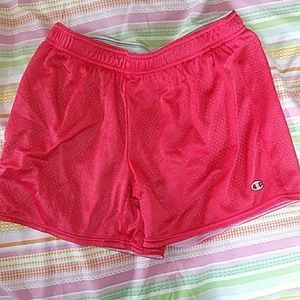 Champion shorts mesh womens